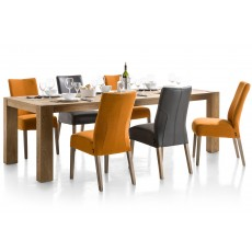 Santorini Extending Dining Table