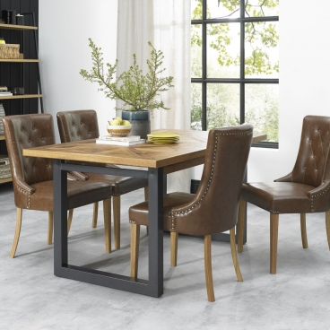 Non-Extending Dining Tables