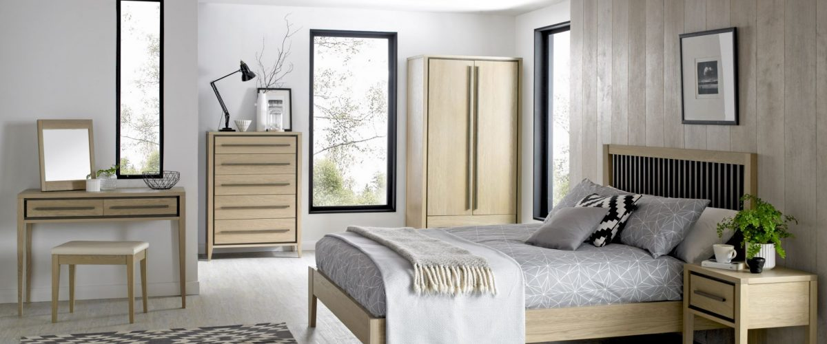 Rimini Bedroom by Bentley Designs