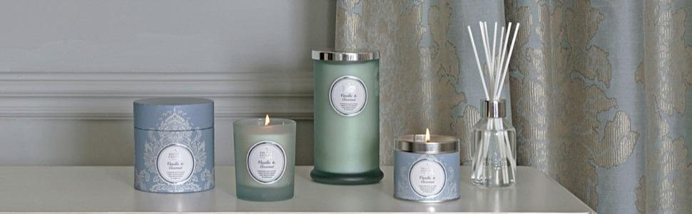 Vanilla and Coconut by Shearer Candles