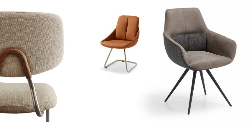 Dining Chairs by Venjakob