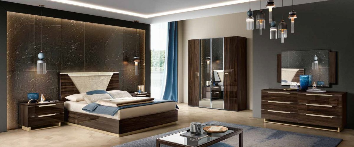 Smart Bedroom by CamelGroup