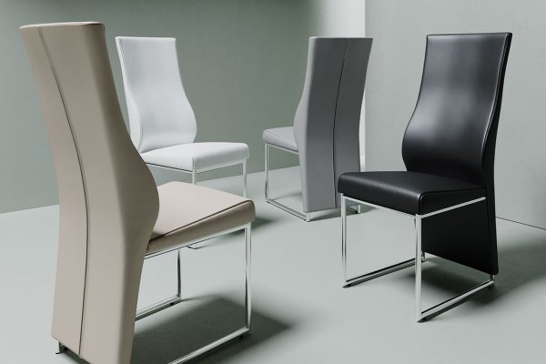 Remo Dining Chairs by Torelli