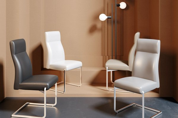 Dante Dining Chairs by Torelli