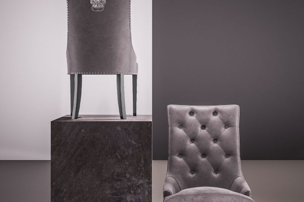Donatello Dining Chairs by Torelli