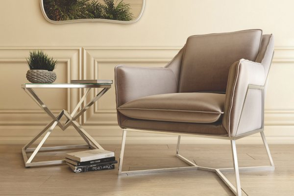 Lara Lounge Chair by Torelli