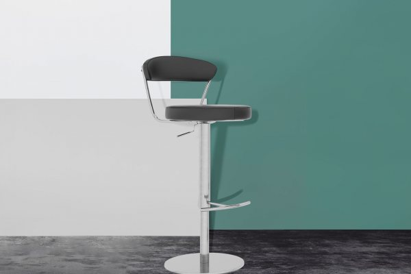 Gino Faux Leather Bar Stools by Torelli
