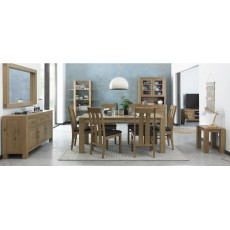 Turin Light Oak Dining