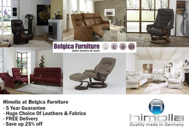 Himolla at Belgica Furniture