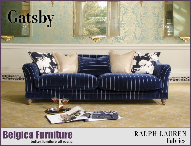 Introducing the award winning Gatsby sofa by Tetrad!