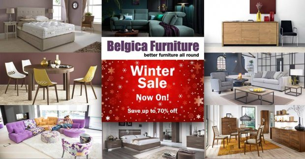 The Belgica Winter Sale is now on!