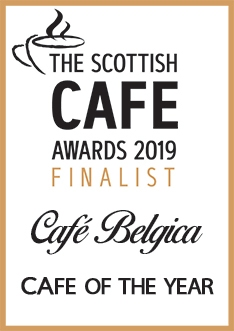 Cafe Awards Finalist - Cafe of the Year 2019