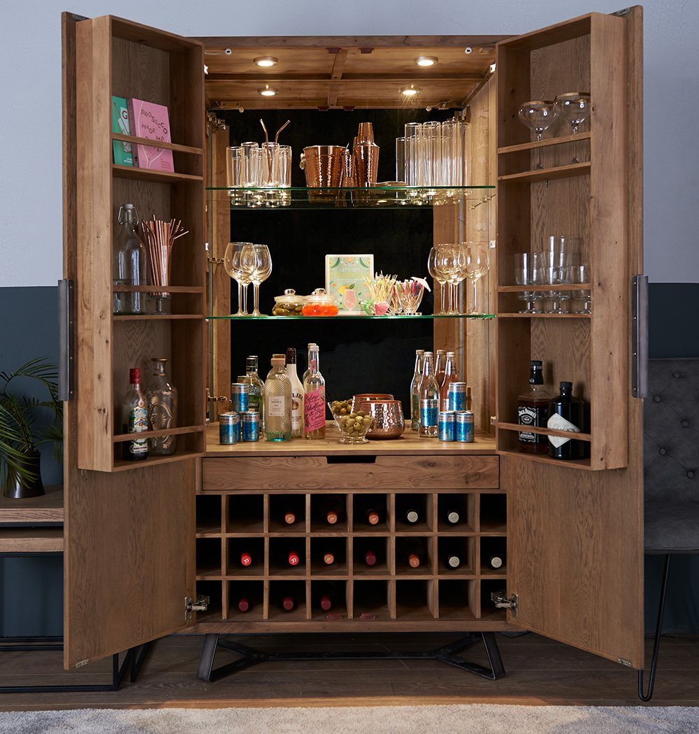 Ralto Drinks Cabinet
