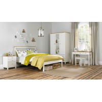 Atlanta Two Tone Bedstead (Low Footend)