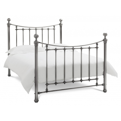Isabelle Bedstead (Antique Nickel)