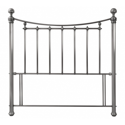 Isabelle Headboard (Antique Nickel)