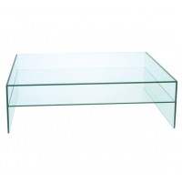 GreenApple Rectangular Coffee Table