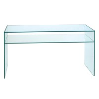 GreenApple Console Table (1 Shelf)