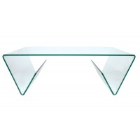 GreenApple Combi Coffee Table (Clear)