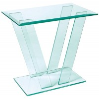 GreenApple Square Table With V-Shape Base