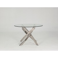 Kalmar 110cm Round Dining Table