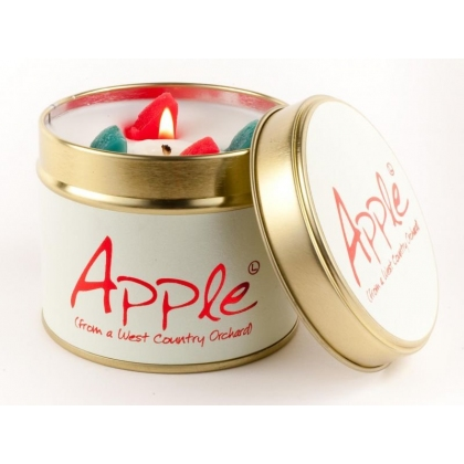 Apple Scented Candle Tin