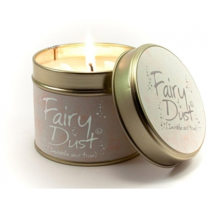 Fairy Dust Scented Candle Tin