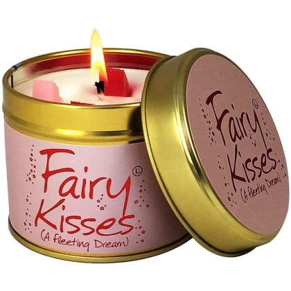Fairy Kisses Scented Candle Tin