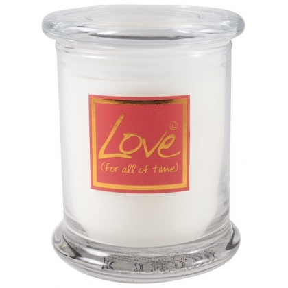 Love Candle Jar