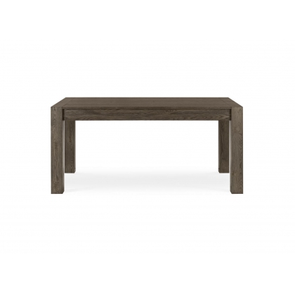 Turin Dark Oak Medium End Extension Table