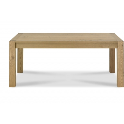 Turin Light Oak Large End Extension Table