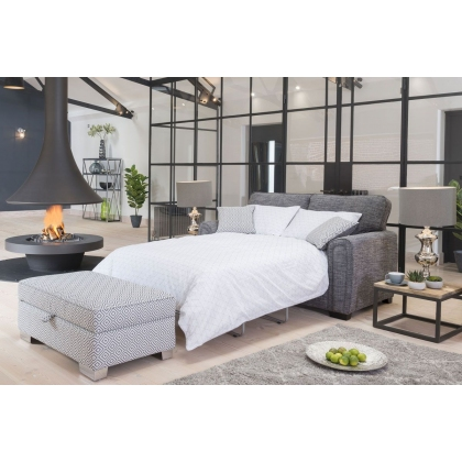 Alstons Memphis 3 Seater Sofa Bed
