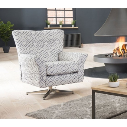 Alstons Memphis Swivel Chair