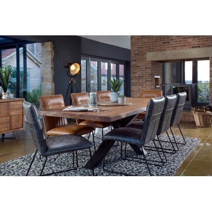 Sundale Holburn 150cm Square Dining Table