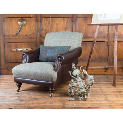 Taransay Ladies Chair by Tetrad Harris Tweed