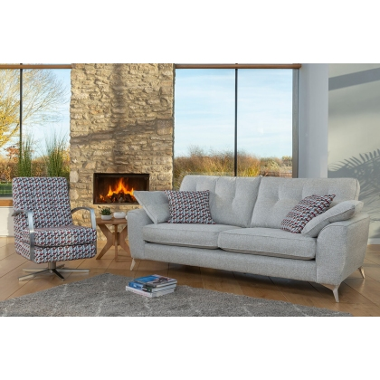 Audrey Midi Sofa by Alexander & James (Clearance Item)