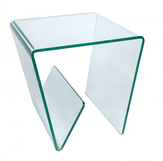GreenApple Combi Lamp Table (Clear)
