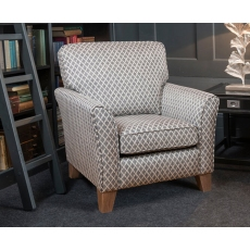 Lowry Accent Chair by Alstons