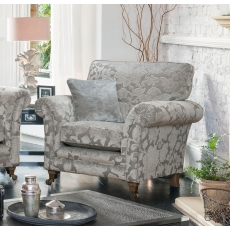 Lowry Armchair by Alstons