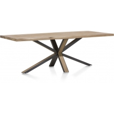 Ovada Dining Table (4 Sizes Available) by Habufa