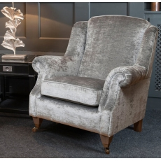 Lowry Wing Chair by Alstons