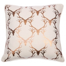 Dasher Bronze Cushion