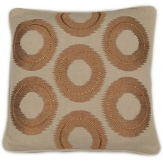 Capri Copper Cushion