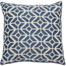 Samark and Indigo Cushion