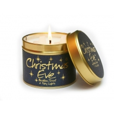 Christmas Eve Scented Candle Tin