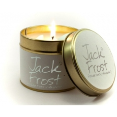 Jack Frost Scented Candle Tin