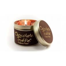 Chocolated Scented Candle Tin