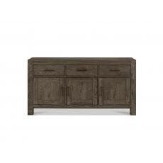 Turin Dark Oak Wide Sideboard
