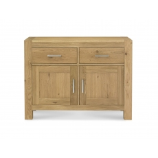 Turin Light Oak Narrow Sideboard