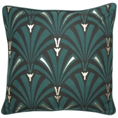 Flapper Green Cushion